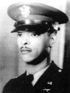 First Lieutenant John R. Fox.